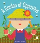 Storytime Standouts Gardening page includes free early learning printables and A Garden of Opposites by Nancy Davis