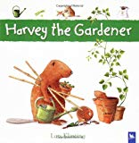 Storytime Standouts Gardening page includes free early learning printables and picture book Harvey the Gardener