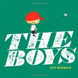 Storytime Standouts looks at The Boys by Jeff Newman, a wordless picture book about social situations, baseball and joining in.