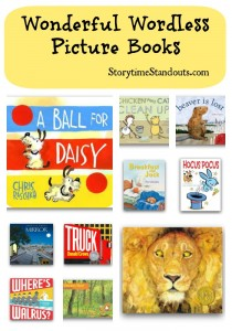 Wordless picture books provides opportunities for reading and Interpreting Pictures
