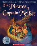 cover art for rhyming picture book The Pirates of Captain McKee