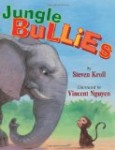picture book cover art for Jungle Bullies