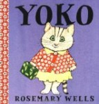 Yoko, a picture book about teasing and acceptance