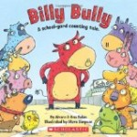 anti bullying picture book cover Billy Bully