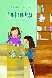 Storytime Standouts looks at anti-bullying chapter books and novels including The Blue Vase