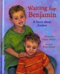cover art for Waiting for Benjamin