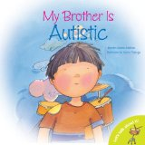image of  a picture book about autism
