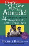 Don't Give Me That Attitude - Storytime Standouts' guest contributor explains how she will set an example in her classroom