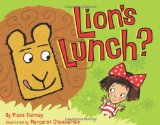 Lion's Lunch? A yummy anti bullying picture book reviewed by Storytime Standouts