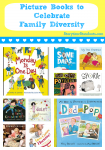 Picture Books About Family Diversity