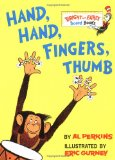 image of cover art for Dr. Seuss book Hand, Hand, Fingers, Thumb