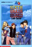 Chapter book for middle grade readers Sixth Grade Secrets