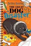 image of cover art for generously illustrated chapter book, The Great Dog Disaster