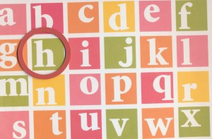 A Great Alphabet Recognition Learning Game Activity for Small Groups from StorytimeStandouts.com