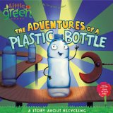 image of cover art for recycling picture book The Adventures of a Plastic Bottle