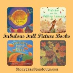 Fall Picture Books for preschool and kindergarten
