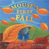 Fall Picture Books including Mouse's First Fall