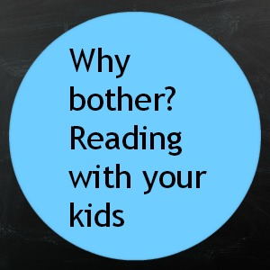 Storytime Standouts guest contributor writes about Reading with your kids