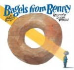 Bagels from Benny is a picture book about intergenerational relationships and learning