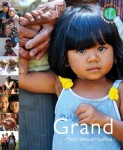 Grand includes photos of children with grandparents