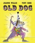 Old Dog is a picture book about a fun Grandpa