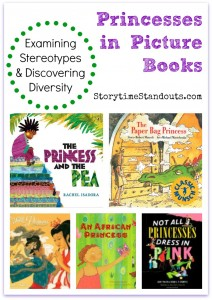 Discovering Diversity and Examining Stereotypes - a Look at Princesses in Picture Books