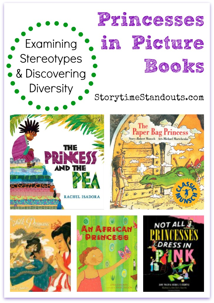 Princesses in Picture Books: Discovering Diversity and Examining Stereotypes