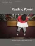 cover art for Reading Power by Adrienne Gear
