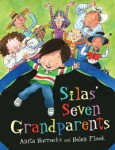 Silas' Seven Grandparents picture book that depicts family diversity