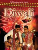 Celebrations in my World Diwali picture book about Diwali