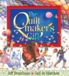 picture book about generosity and giving The Quiltmakers Gift