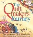 picture book about generosity and giving The Quiltmakers Journey