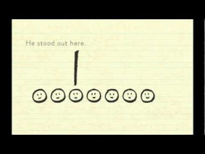 Storytime Standouts looks at Exclamation Mark written by Amy Krouse and illustrated by Ton Lichtenheld