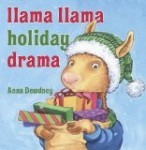 Llama Llama Holiday Drama Christmas picture book