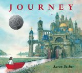 Wordless picture book Journey by Aaron Becker