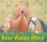 Bear Wants More - Spring Themed Picture Books For Preschool and Kindergarten