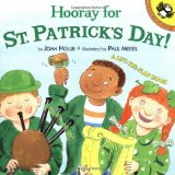 St Patrick's Day picture books including Hooray for St Patrick's Day