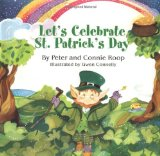 St Patrick's Day picture book, Let's Celebrate St Patricks Day