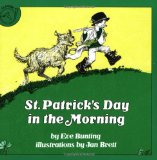St Patricks Day in the Morning and other picture books for children