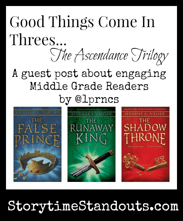 Good Things Come Threes Quote Good Things Come in Threes