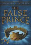 The False Prince,  Book One of the Ascendance Trilogy