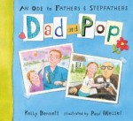 Picture books for Father's Day including Dad and Pop: An Ode to Fathers and Stepfathers