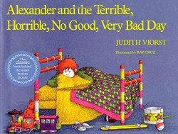 Storytime Standouts looks at Classic Picture Book Alexander and the Terrible, Horrible, No Good, Very Bad Day