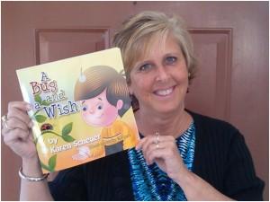 Meet Author Karen Scheuer