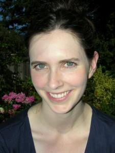 Author Catherine Egan