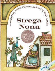 Storytime Standouts features classic picture book Strega Nona by Tomie de Paola