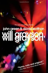 best books for middle grades including Will Grayson, Will Grayson