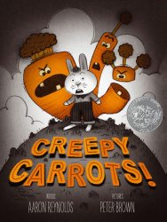 Enjoy Some Picture book Fun with Creepy Carrots