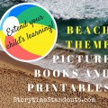 Extend your child's learning with Beach Theme picture books and printables from StorytimeStandouts