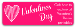 Click here to explore all Valentines Day Theme Printables and Picture Books